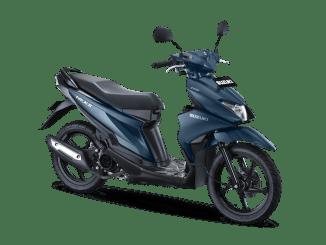 Suzuki NEX II Elegant Accessories Mat Stellar Blue