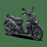 Suzuki NEX II Elegant Standard Solid Black
