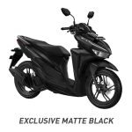 VARIO 150Esp 2018-Exclusive Matte Black