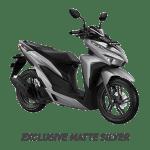 VARIO 150Esp 2018-Exclusive Matte Silver