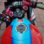 CBR150R ULTRAMAN GINGA17