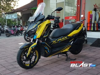 Modifikasi-YAMAHA XMAX 250 VR46-1
