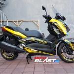 Modifikasi-YAMAHA XMAX 250 VR46-7