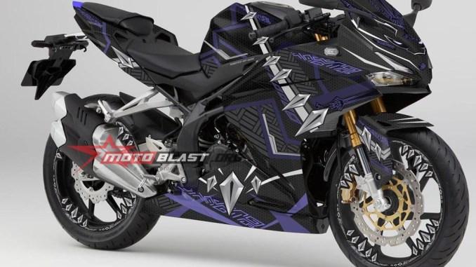 modifikasi CBR250RR BLACK PANTHER-motoblast2b