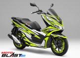PCX 150 GREEN SHADOW-motoblast1