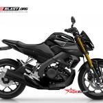YAMAHA XABRE-MT15 Facelift 2019-2