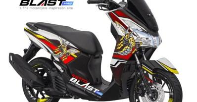 Yamaha Lexi Bee1