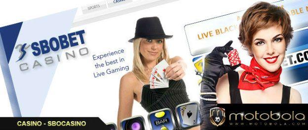 Agen SBOBET Casino Online