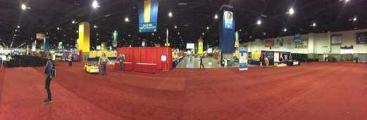 GABF before the doors open