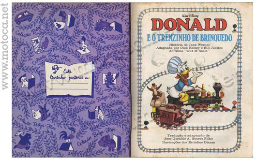 livro donald