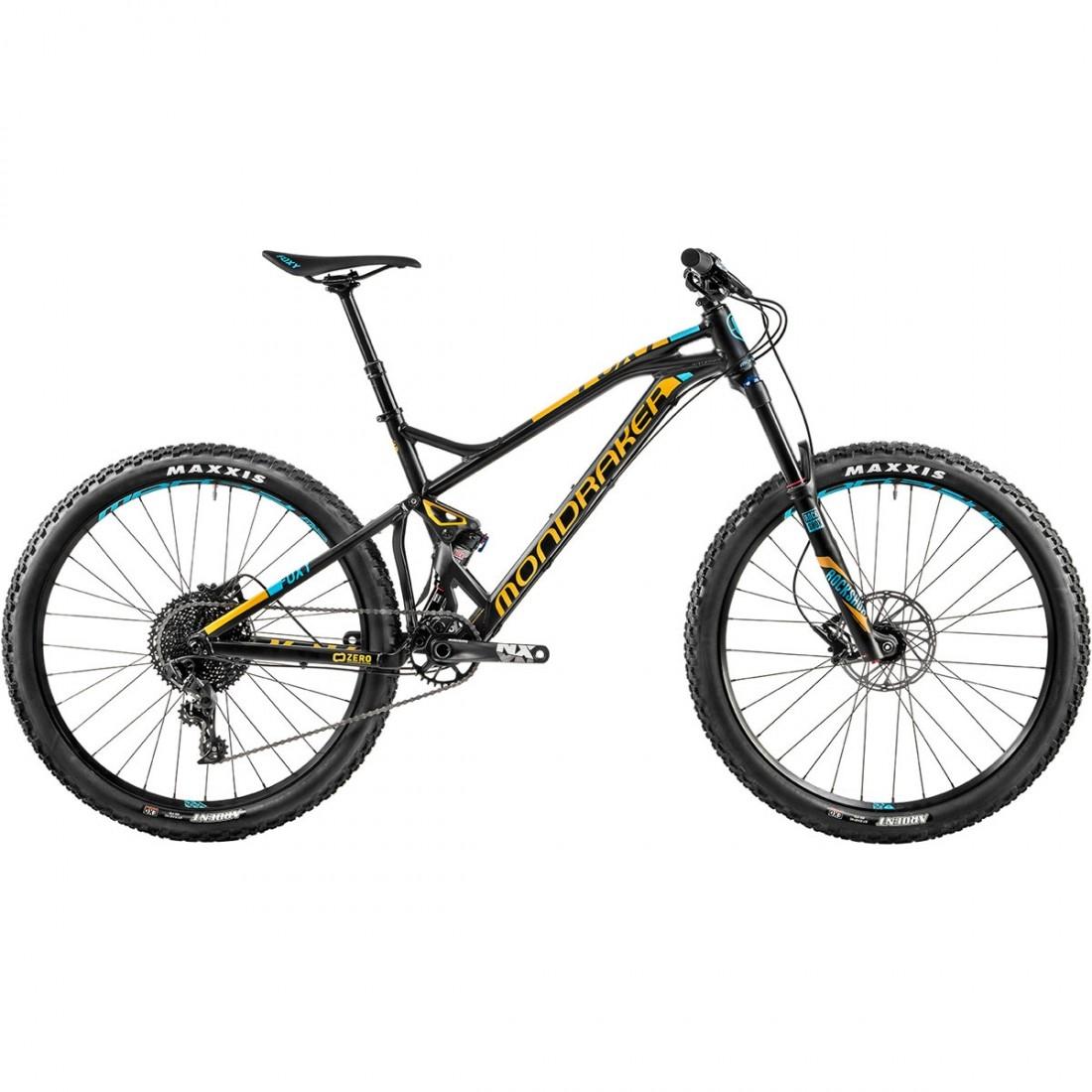 Bicicleta De Montana Mondraker Foxy 27 5 Black