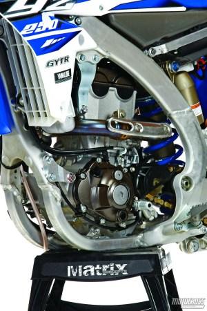 MXA'S 2015 YAMAHA YZ250F MOTOCROSS TEST: SPRING INTO ACTION | Motocross Action Magazine