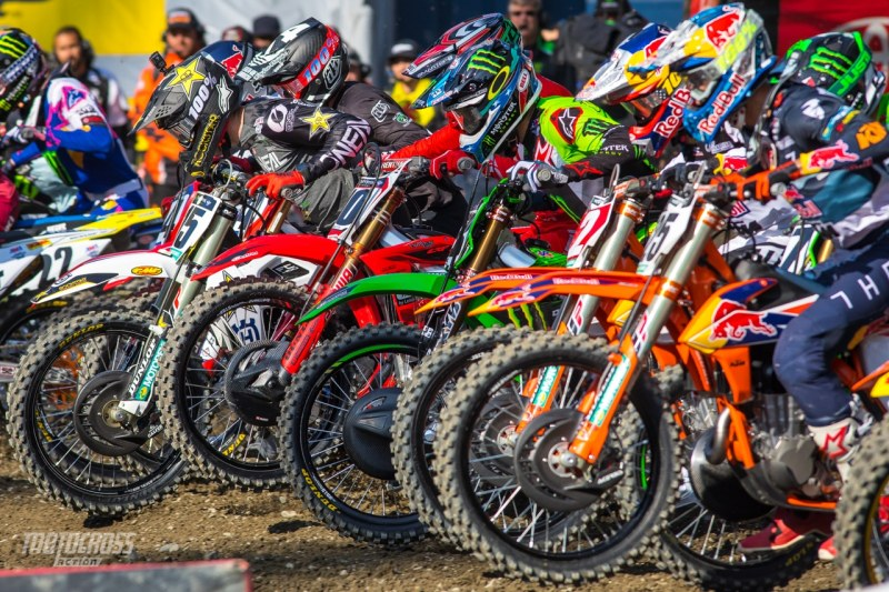 450 RACE RESULTS   SEATTLE SUPERCROSS (UPDATED)   Motocross Action