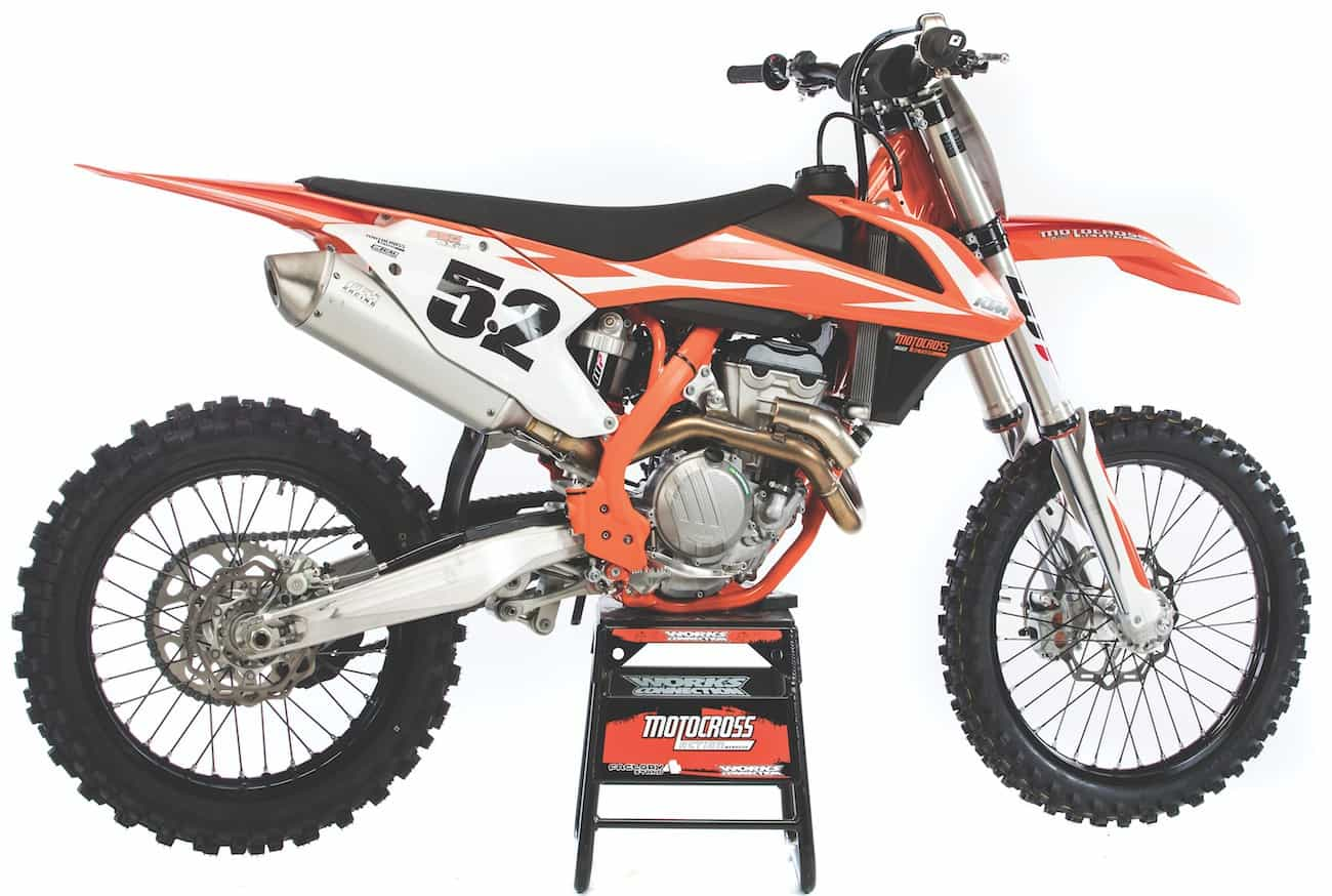2018 ktm 450sxf. plain 450sxf the 2018 ktm 350sxf is only modestly changed over last year but the mods  that were specu0027ed made the2018 350sx a better bike at 221 pounds  and ktm 450sxf l