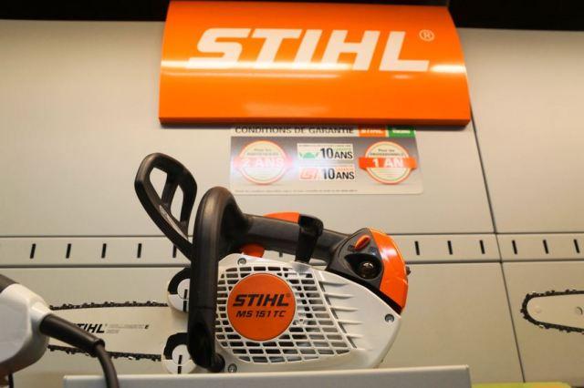 finistère : vente et entretien de votre tronçonneuse thermique en magasin