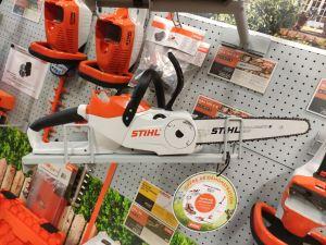 outils de jardin sur batterie chez perramant à Landerneau et Morlaix