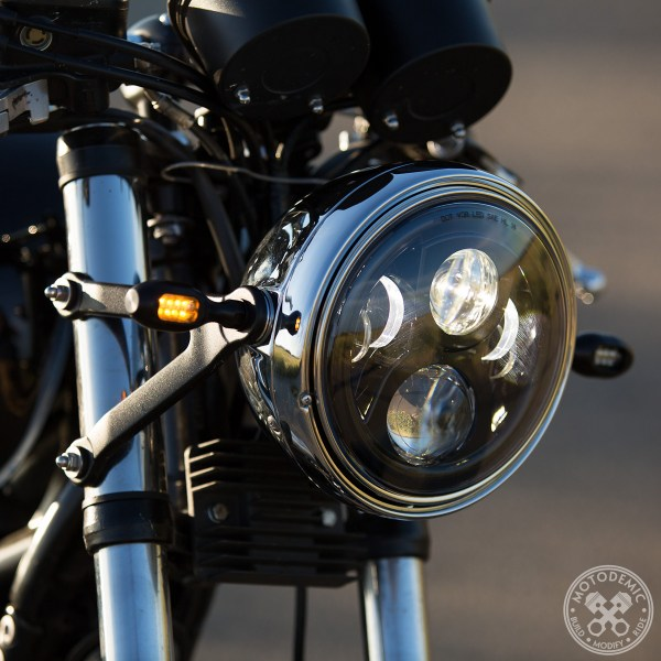 LED Headlight Thruxton Bonneville