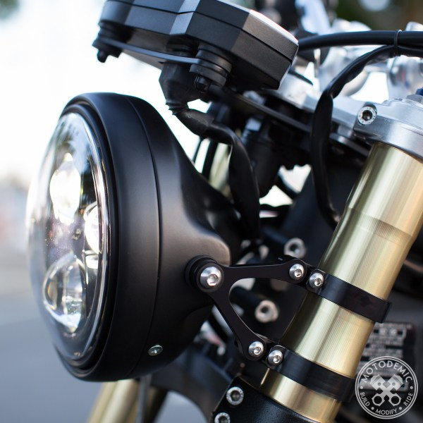 Triumph Speed Triple with LED Evo 2