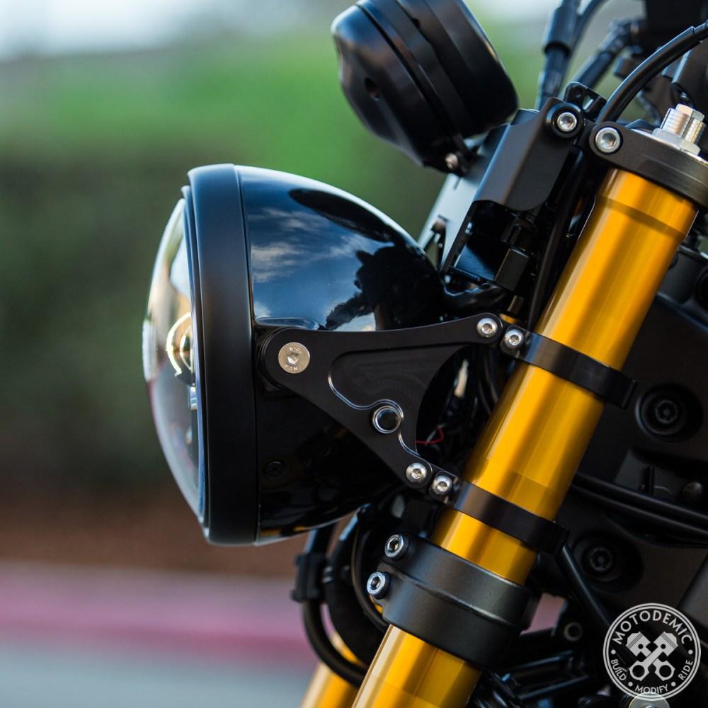 XSR900 7 Inch Headlight Conversion - Adaptive