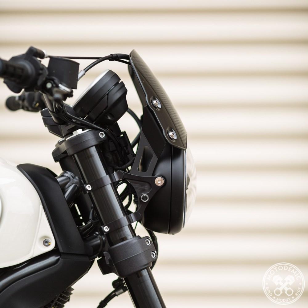 Ducati Scrambler Flyscreen