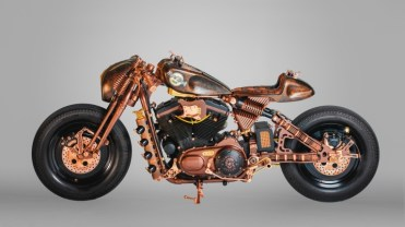 Game Over Cycles Music theme Harley Davidson Sportster 883