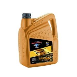 Motoforce Aston Synth (api sn) 5w30