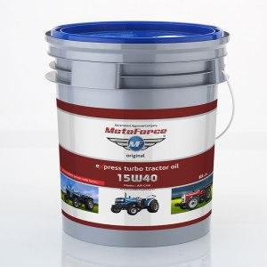 Motoforce Express Turbo - 15w40 (Ch-4) - 8.5 Ltr