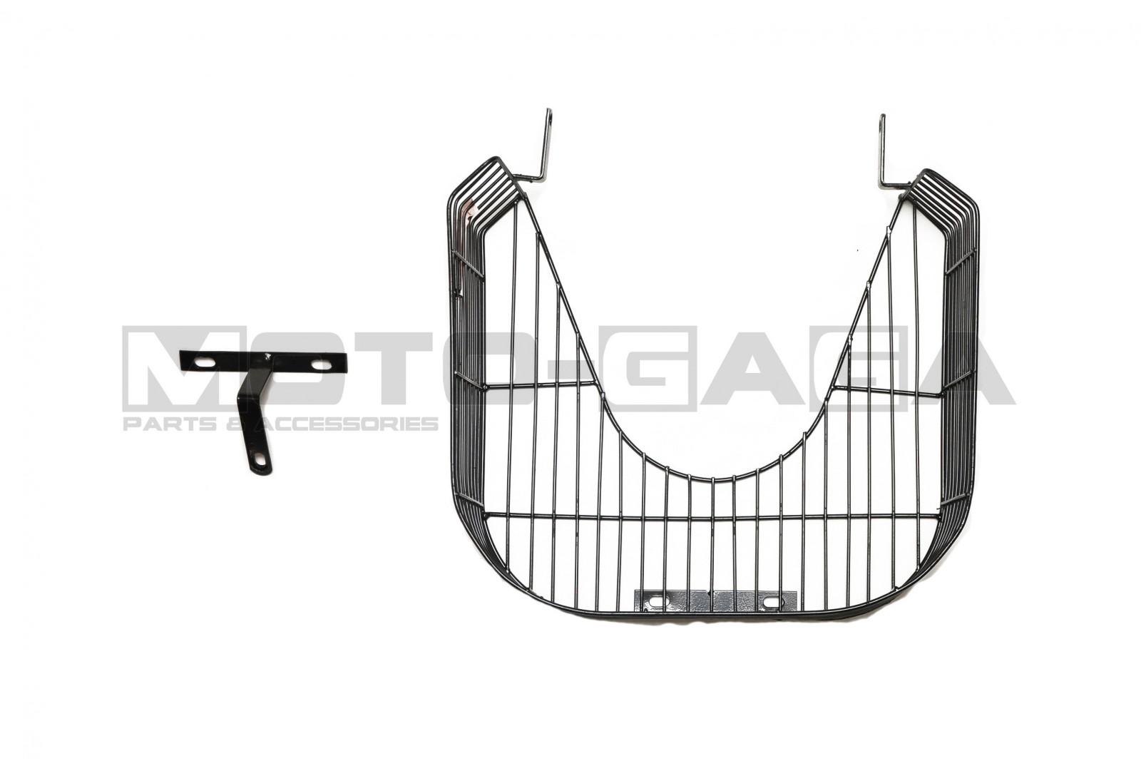 Yamaha T135 Jupiter Mx Crypton X Spark Exciter Sniper 135 V1 Metal Leg Shield Luggage Basket