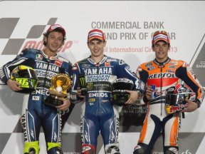 podium-Qatar2013