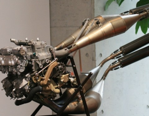 2stroke GP500 engine