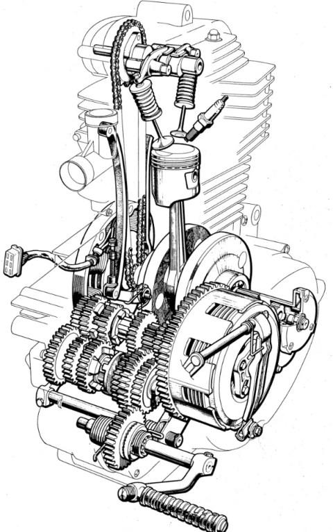 mesin cb