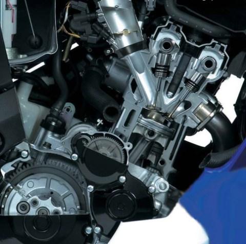 engine 2012 suzuki GSX-R1000