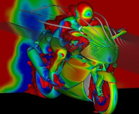 00 aerodynamic rider position