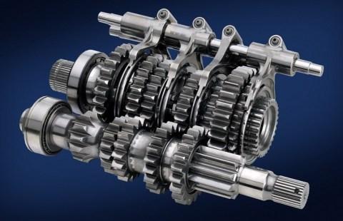 6speed gearbox