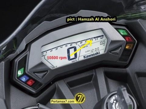speedometer kawasaki250 rr mono