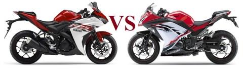 R25 vs Ninja250