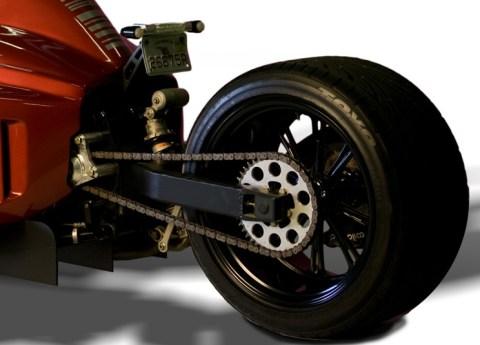 rear suspension 2