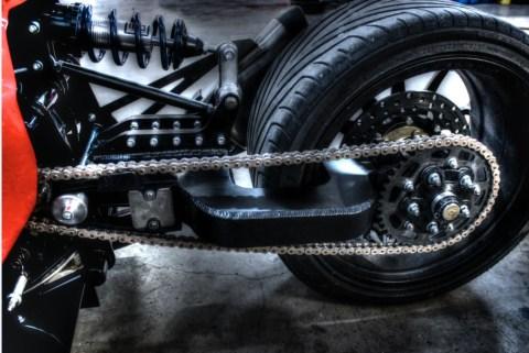 rear suspension 3
