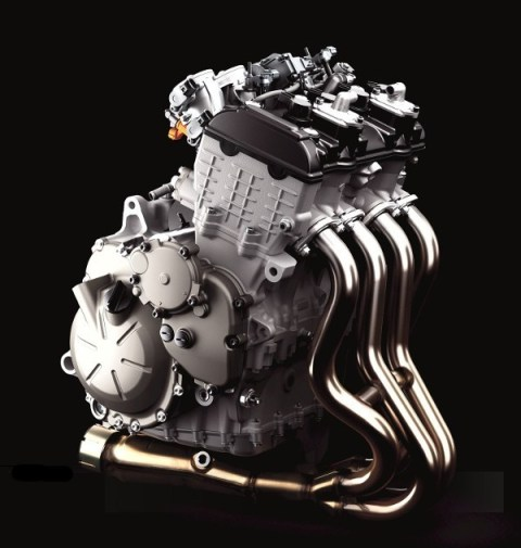 250cc 4cyl engine