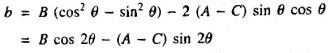 b in uv equation