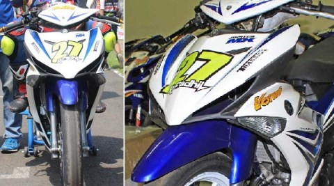 mx king traxxion vesran IRRC