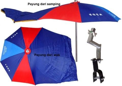 Umbrella-Motorcycle-Umbrella-UM-07-Bicycle-Umbrella-Electric-Bike-Umbrella