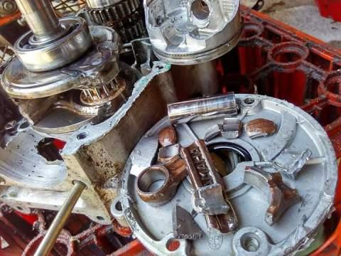londo mesin ambrol 2