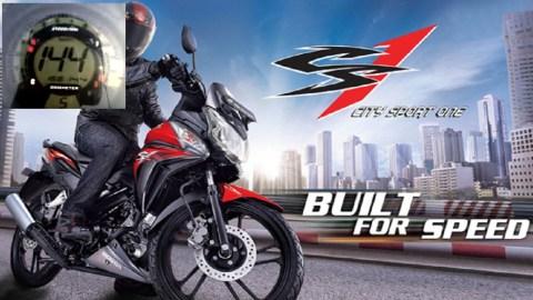 Honda-CS1 Build for speed