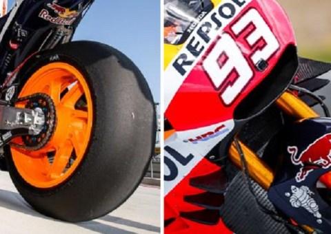 michelin tyre vs winglets
