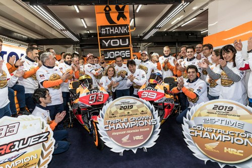 tripe crown repsol honda team-motogokil