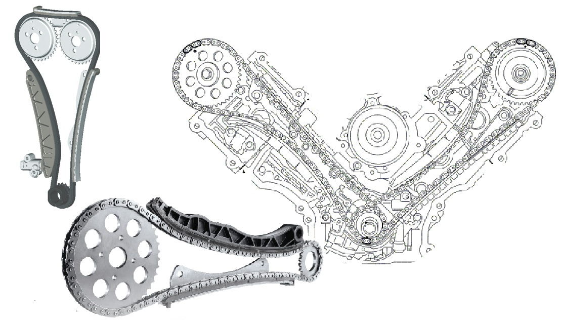 engine timing cam gear-motogokil
