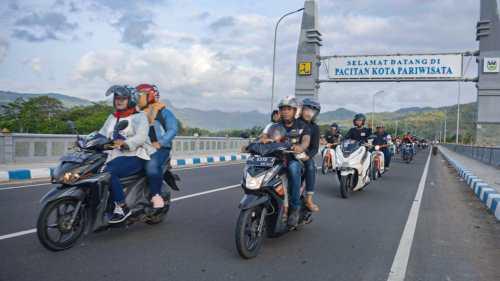 festival honda pacitan 1-motogokil