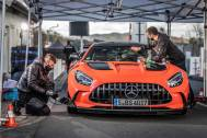 Mercedes-AMG GT Black Series schnellstes Serienfahrzeug auf der Nürburgring-NordschleifeMercedes-AMG GT Black Series is fastest series production car on the Nürburgring-Nordschleife