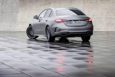Mercedes klasy C 2021 (13)